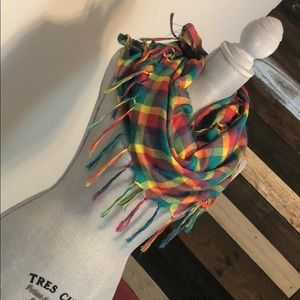 Accessories - Multicolor scarf/wrap